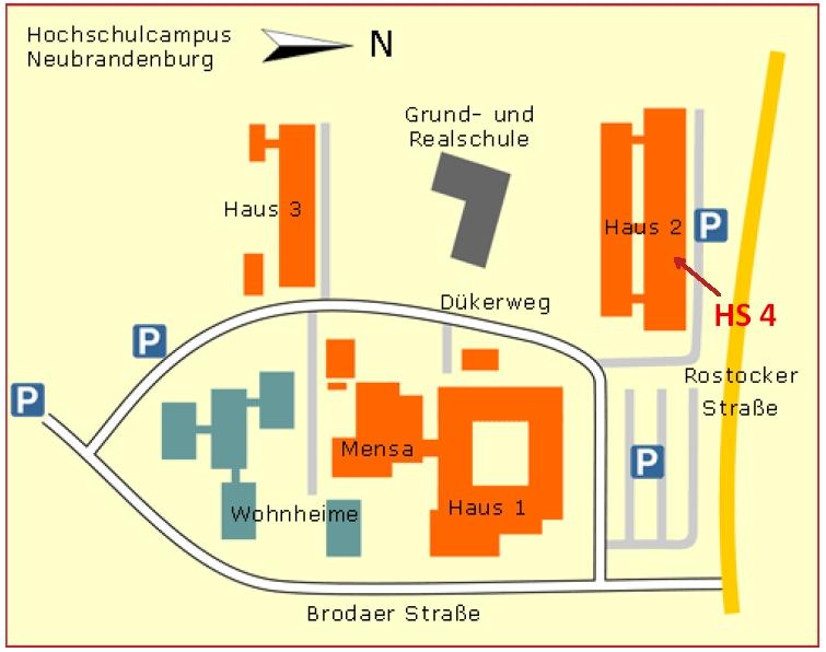 Hochschulcampus